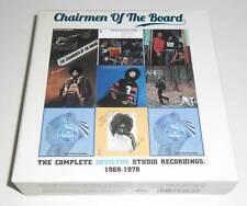 CHAIRMEN OF THE BOARD - COMPLETE INVICTUS STUDIO RECORDINGS 1969 - 1978 - BOXSET
