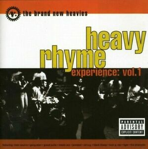 The Brand New Heavies - Heavy Rhyme Experience, Vol. 1 CD 2001