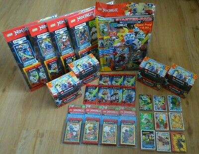 LEGO Ninjago Serie 5 Trading Card Game Tin Dosen zum Aussuchen
