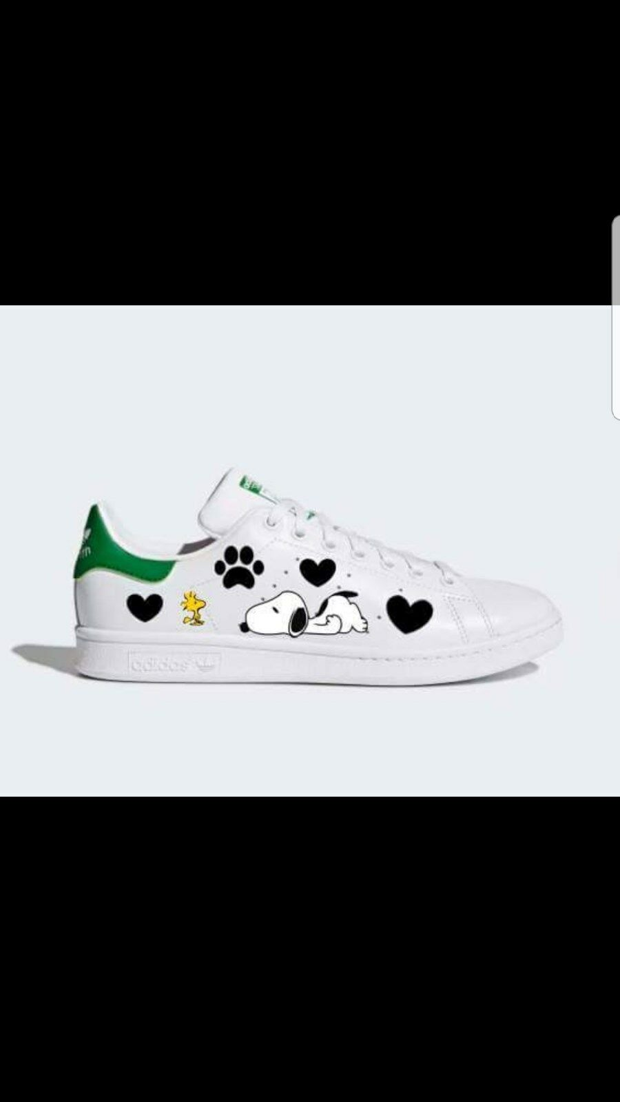 chaussures adidas stan smith con snoopy