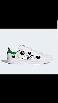 buy online 951e1 adc96 scarpe adidas stan smith con snoopy