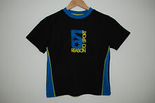 C&A Rodeo   T-Shirt   Kurzarmshirt   Trikot Gr. 116 122 128 Sportshirt SCHWARZ