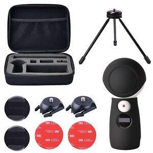 Holaca-Silicone-Case-Tripod-Bag-kit-For-Samsung-Gear-360-2017-Edition-Camera