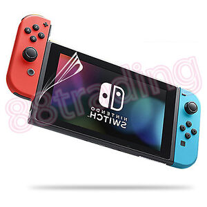 5-x-FRONT-LCD-SCREEN-PROTECTOR-PROTECT-AGAINST-SCRATCH-FOR-NINTENDO-SWITCH