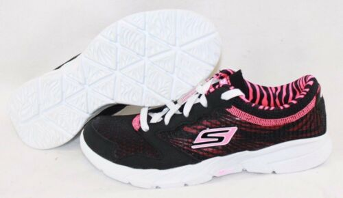 NEW Womens SKECHERS Go Fit 13922 BKWP Black Pink Sneakers Shoes NO LID