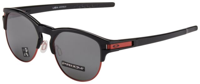 2004f4b125 Oakley Men s Latch Key L Sunglasses Polished Black for sale online ...