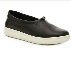 Black Leather Shoes Size 9 808448254166