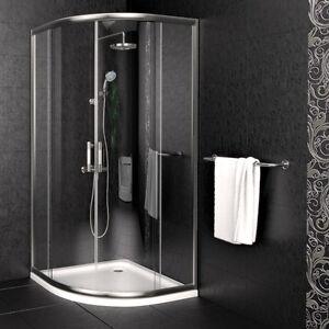 cabine de douche receveur de douche 90x90 cm quart de rond premi re qualit ebay. Black Bedroom Furniture Sets. Home Design Ideas