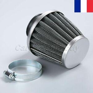 Metal-Filtre-a-air-cornet-diametre-interne-35mm-pour-Moto-scooter-velo-et-VTT