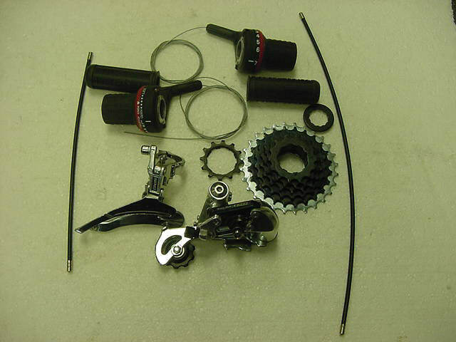 NEW  SUN RACE DRIVE TRAIN 7 SPEED  with cheap price to get top brand