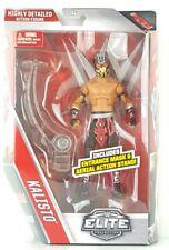 WWE Elite 42 Mattel Toy Wrestling Action Figure New Factory Sealed Kalisto