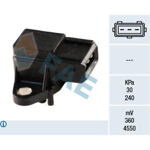 FAE 15029 Sensor Saugrohrdruck