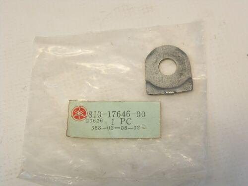 NOS YAMAHA 810-17646-00-00 PRIMARY SHEAVE LOCK WASHER SL338 SL396 GP396 SL292