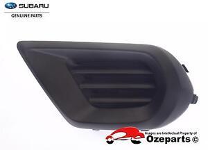GENUINE-Subaru-Forester-2012-2016-LH-Left-Hand-Fog-Light-Bezel-Cover-Surround