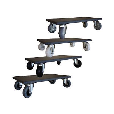 Möbelroller 600x300 mm Möbelhund Transportroller Rollbrett 350 kg A1