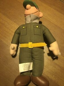 Army-Private-BEETLE-BAILEY-plush-TOY-WORKS-2000-9-5-Inches