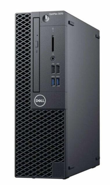 new optiplex 3070 256gb ssd intel core