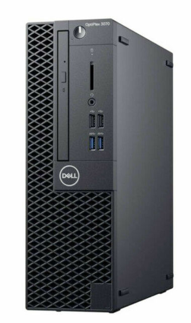 New Dell OptiPlex 3070  PC Desktop