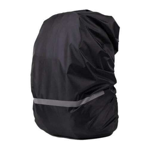 Waterproof Dust Rain Cover Travel Camping Hiking Backpack Rucksack Bags Pouch UK