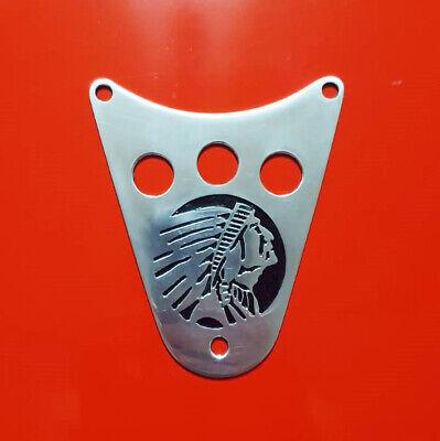 Indian Theme Dash Plaque Cover KAWASAKI  VN1500  VULCAN DRIFTER