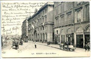 CP-76-Seine-Maritime-Rouen-Quai-du-Havre