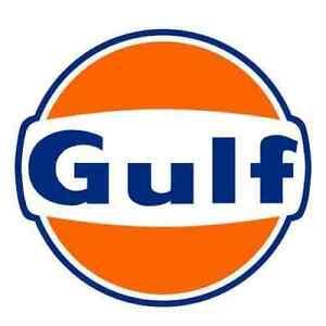 GULF-OIL-LOGO-VINYL-3M-USA-MADE-DECAL-STICKER-TRUCK-WINDOW-BUMPER-WALL-CAR
