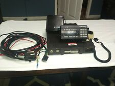 Motorola Syntor X9000 Low Band Vhf Radio Complete With Accessories