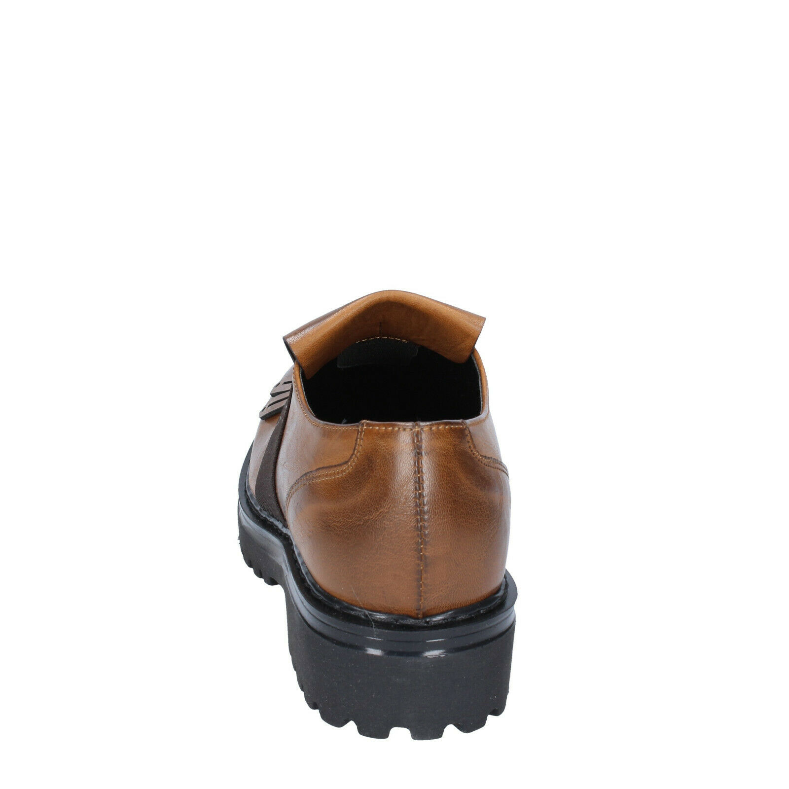 Wouomo scarpe OLGA OLGA OLGA RUBINI 10 (EU 40) slip on Marroneee leather BS860-40 12443b