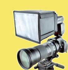 JJC FX-N910 Flash Multiplier für Nikon SB900 SB910 Blitzverstärker Lichtformer