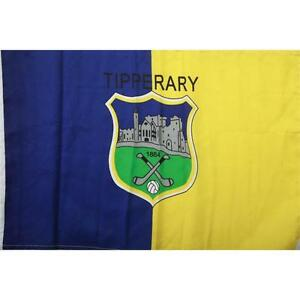 Tipperary-Flag-5-x-3-FT-100-Polyester-W-Eyelets-All-Ireland-Semi-Final-2016-IE