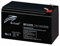 Dell Dla1500rmi2u Batteries 4 Four Batteries Ritar