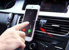 360°Rotate Universal Car Air Vent Mount Cradle Stand Holder For iphone 6 7 8 GPS