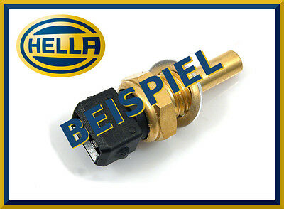 HELLA Temperaturgeber Öltemperatur Öldruck Sensor 6PP010378-101