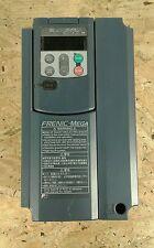 FUJI Electric FRENIC-MEGA FRN3.7G1S-2J  240V 3-Phase 7HP 18A INVERTER.      1J