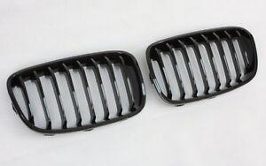 grill frontgrill k hlergrill f r bmw f20 f21 1er schwarz. Black Bedroom Furniture Sets. Home Design Ideas