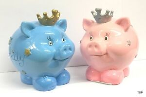 Piggy-Bank-with-Crown-Blue-Pink-Piggy-Bank-Money-Gifts-Baby-Birth-Christening