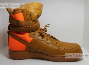 NEW 2018 NIKE AIR FORCE 1 AF1 = SIZE 10 = SF SPECIAL FIELD MEN SHOES 903270-778 Casual wild