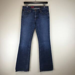 AG-Adriano-Goldschmied-Jeans-The-Angel-Distressed-Tag-Size-30R-30x32-6378
