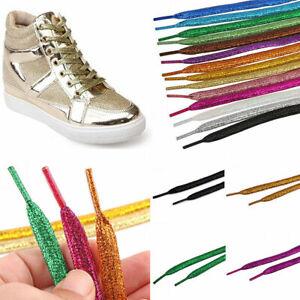 1m 1.2m Flat Sports Shoes Laces Gradual Change Shoes Lace Colored shoelace