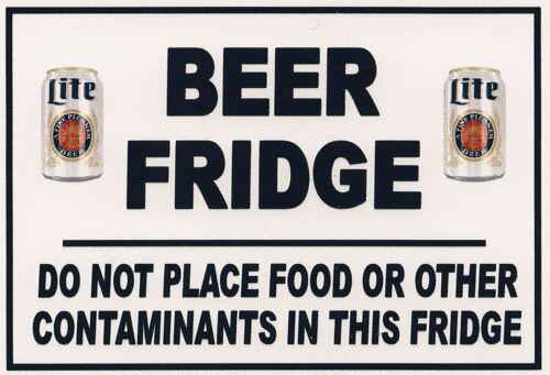 Miller Beer Fridge Magnet Pabst Beer Refrigerator Bud Coors Light ....