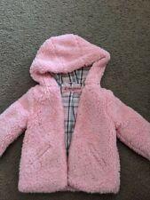 2T pink Urban Republic Toddler Girls Pu-Vinyl Jacke