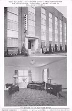 PORTLAND, OR  Oregon  ONGFORD HOTEL Multi View   Roadside B&W  c1950's Postcard