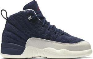 new concept 7c518 9f2ec france image is loading pre school sizes nike air jordan retro 12 a1953  46243