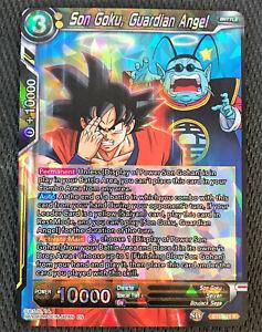 Guardian Angel 3x Son Goku BT6-081 Rare Near Mint Dragonball Super