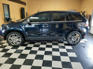 2008 LINCOLN MKX  AWD PANO ROOF LEATHER  PWR GATE SYNC HTD SEATS