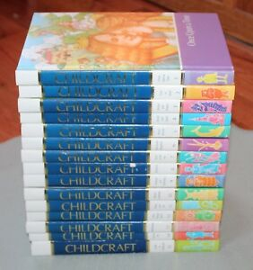 The-complete-Childrcraft-How-and-Why-Library-15-Volumes