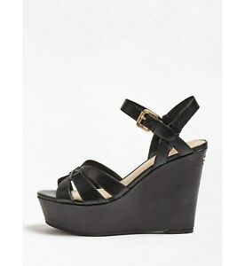 san francisco 1d6b0 e85bc Guess scarpe donna sandali ZEPPA GULIVER VERA PELLE ...