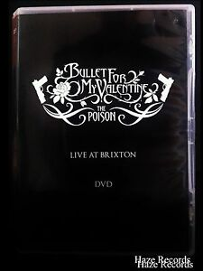 Image Is Loading BULLET FOR MY VALENTINE The Poison Live At