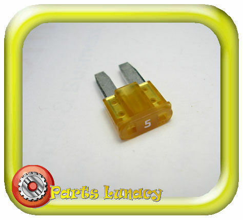 FUSE Micro2 Style 9mm 5 Amp Tan FOR Late Model Volvo XC90