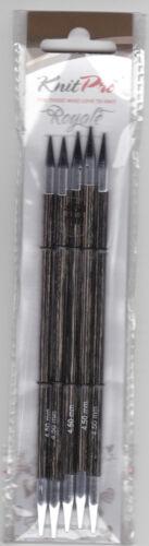 8,0 MM Royale Knit pro aiguille Jeu de 15 CM de 2,0 MM
